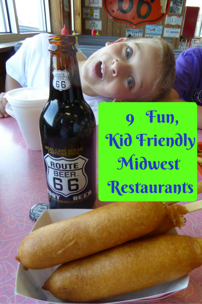 Eat Good Food & Make Great Memories at These Kid Friendly Restaurants in the Midwest