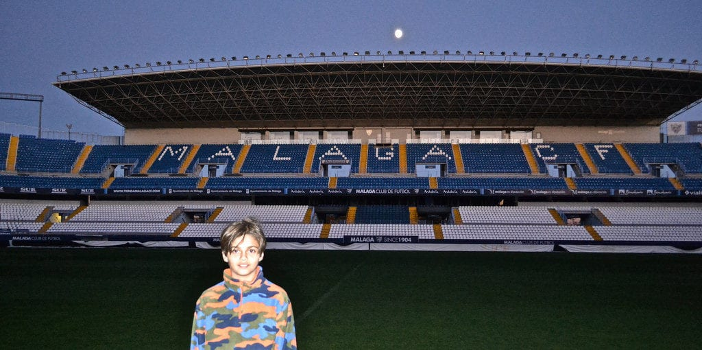 La Rosaleda Malaga Football Club Stadium Tour - Review