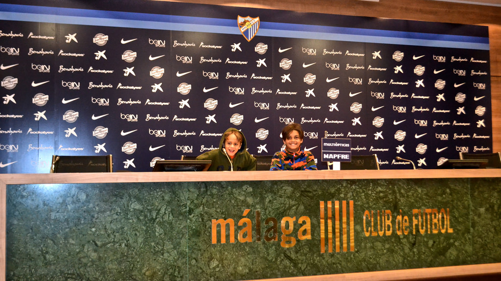 La Rosaleda Malaga Football Club Stadium Tour – Review