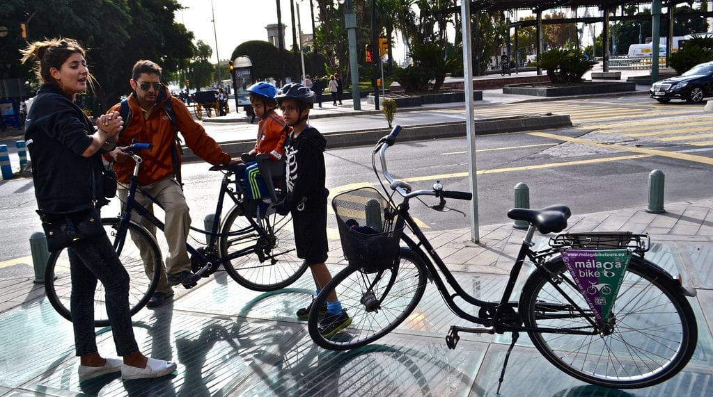 Bike City Tour in Malaga, Review