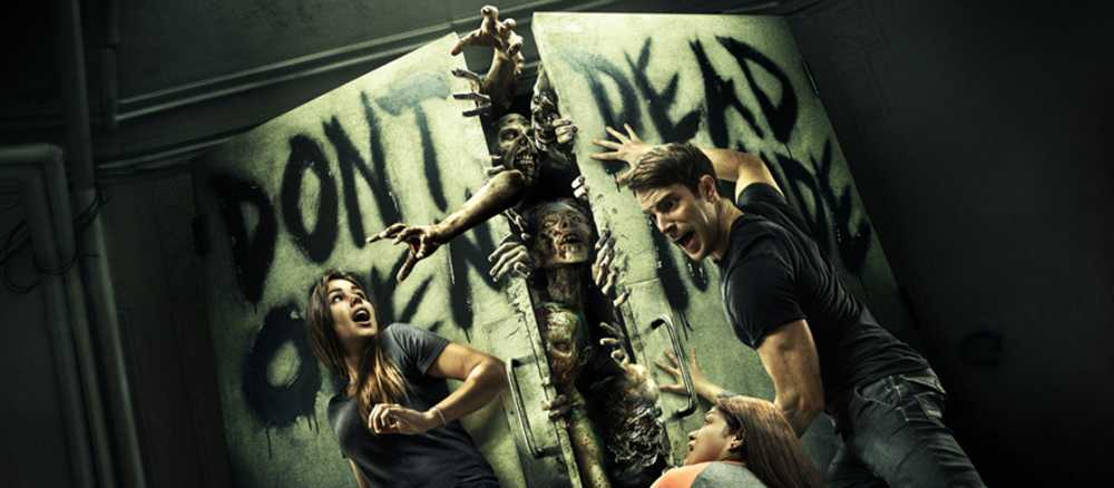 Harry Potter and Walking Dead Take up Residence at Universal Studios Hollywood