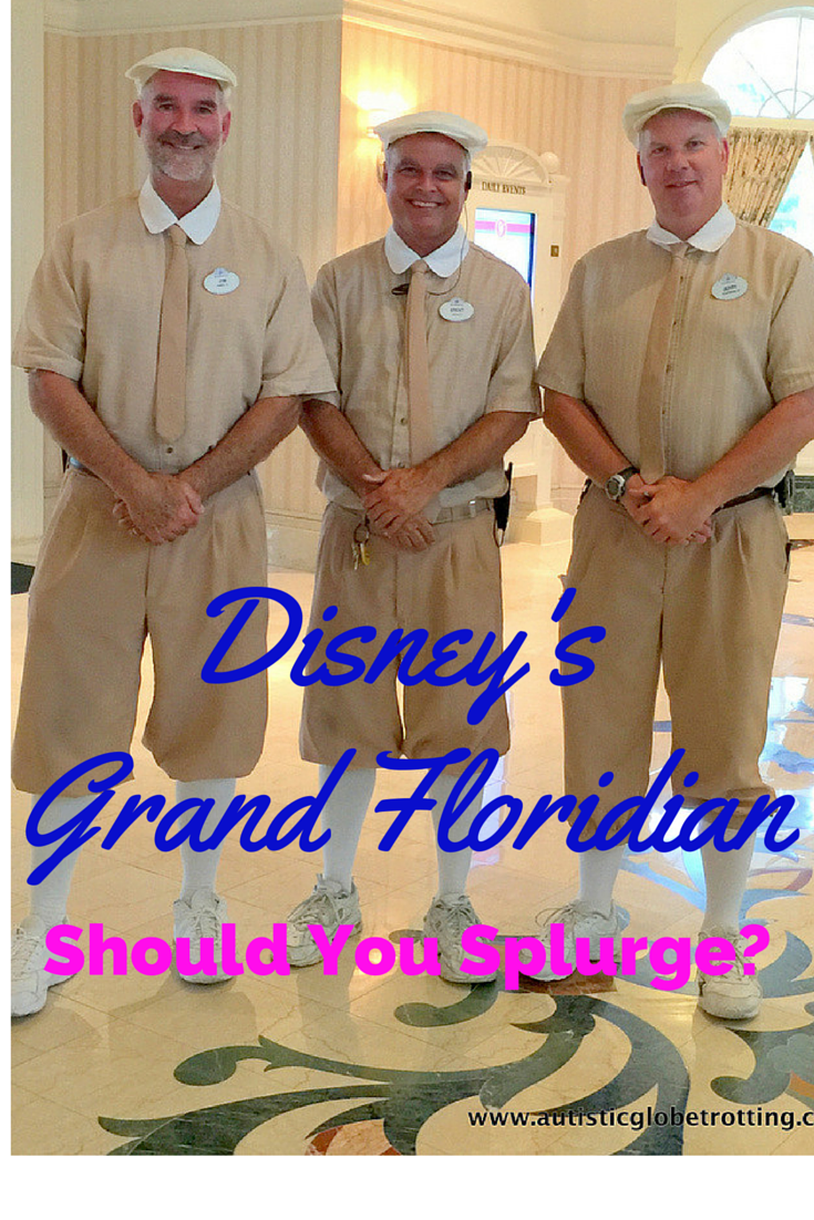 Pinterest image Grand floridian review