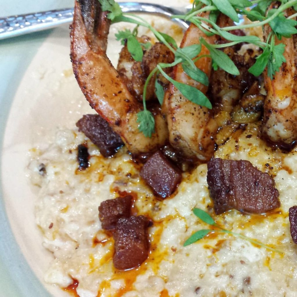 5 things to eat in Dallas, shrimp and grits, lovefield