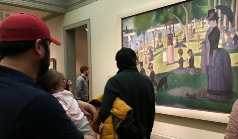 10 Things to Know Before Taking Baby to an Art Museum