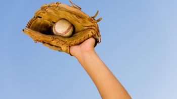 Tips for saving money on a baseball game: bring, don't buy a glove at the ballpark.