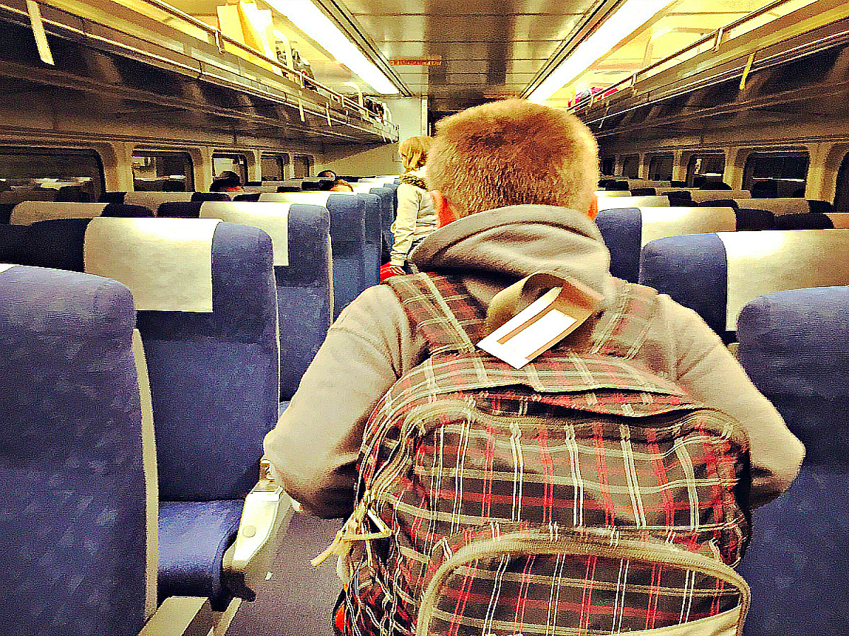 Train Travel with Family: Amtrak, Is it Worth It?