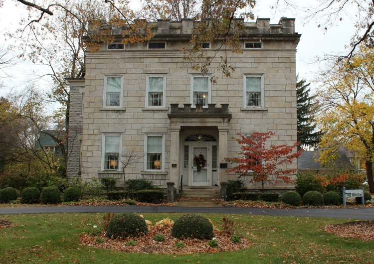 The Cooke-Dorn house is one of the Castles in Ohio