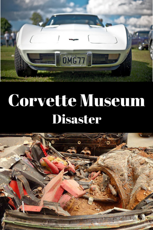 Corvette Museum Disaster: From Marvelous to Mangled in 48 Seconds