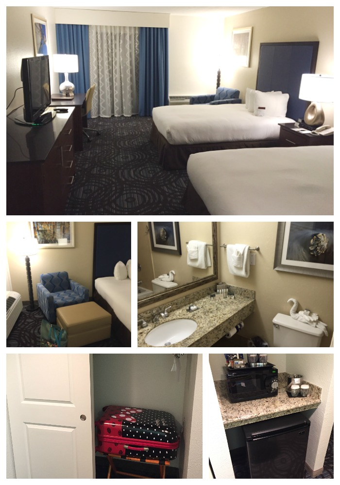 DoubleTree works well for an Oceanside stay at Cocoa Beach Florida