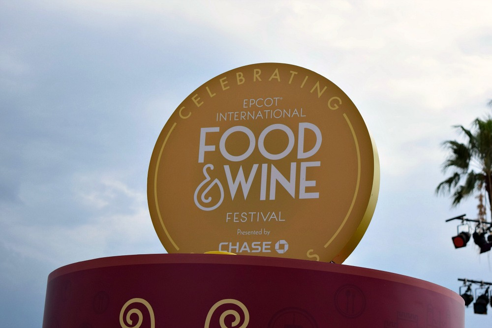 Epcot International Food & Wine Festival in autumn brings foodie families together. Photo Credit: Karyn Locke/Road Trip TravelingMom