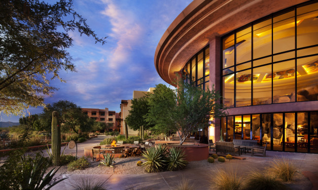 Hotel Review: Sheraton Grand at Wild Horse Pass