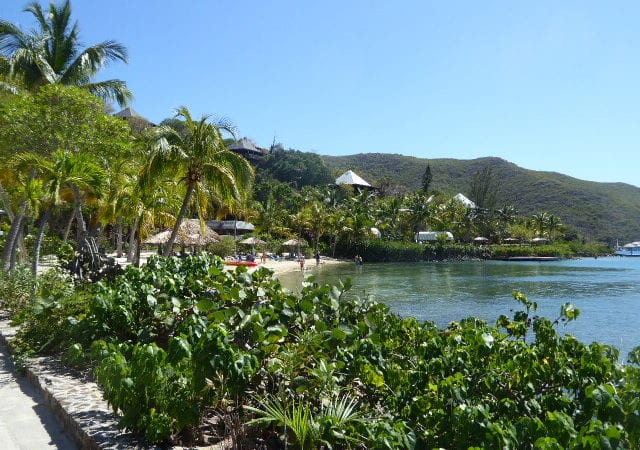 what is a perfect itinerary for sailing the bvi?