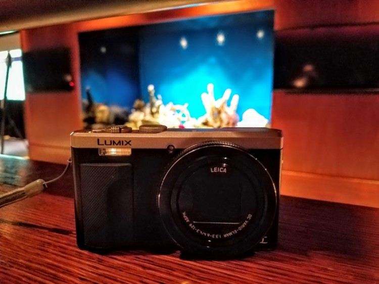 Panasonic Lumix ZS60 Camera