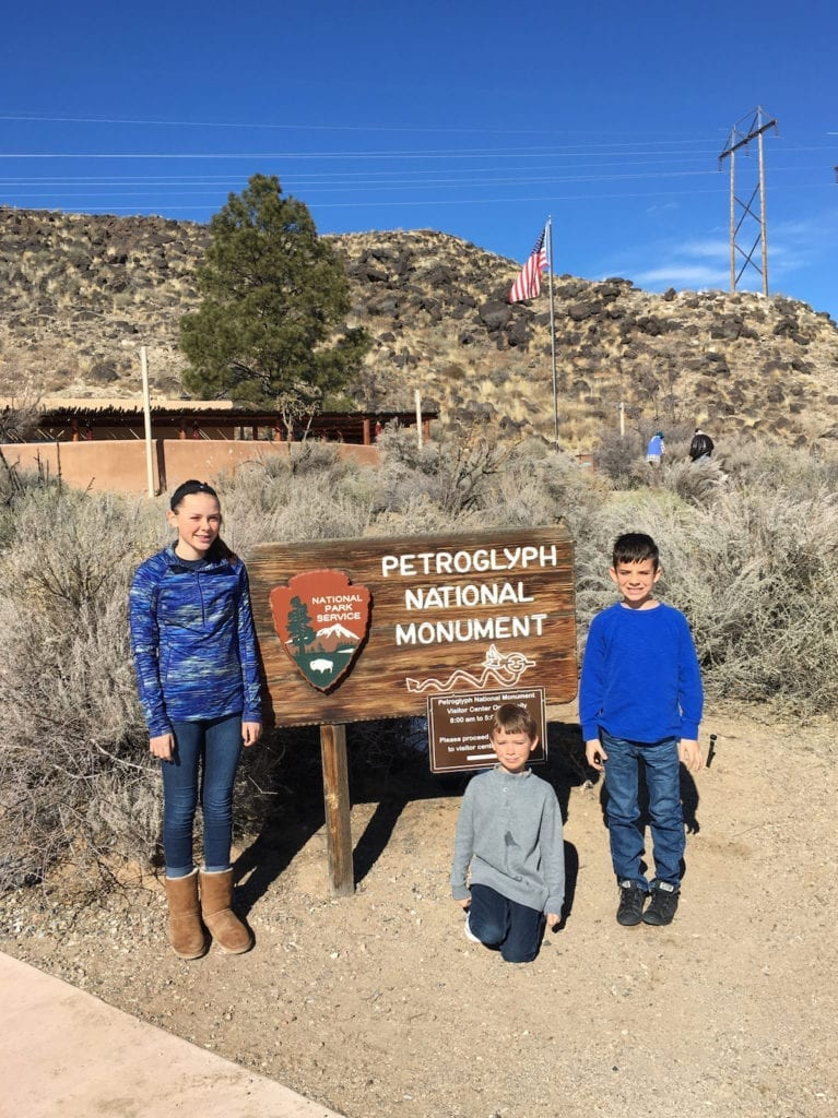 Petroglyph National Monument is an urban park perfect for Albuquerque residents and road trippers alike in northern New Mexico.