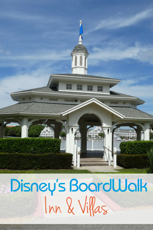Disney's BoardWalk Inn & Villas