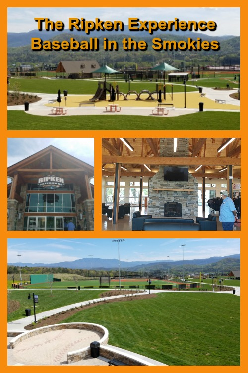 The Ripken Experience, Pigeon Forge