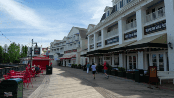 Disney's BoardWalk.