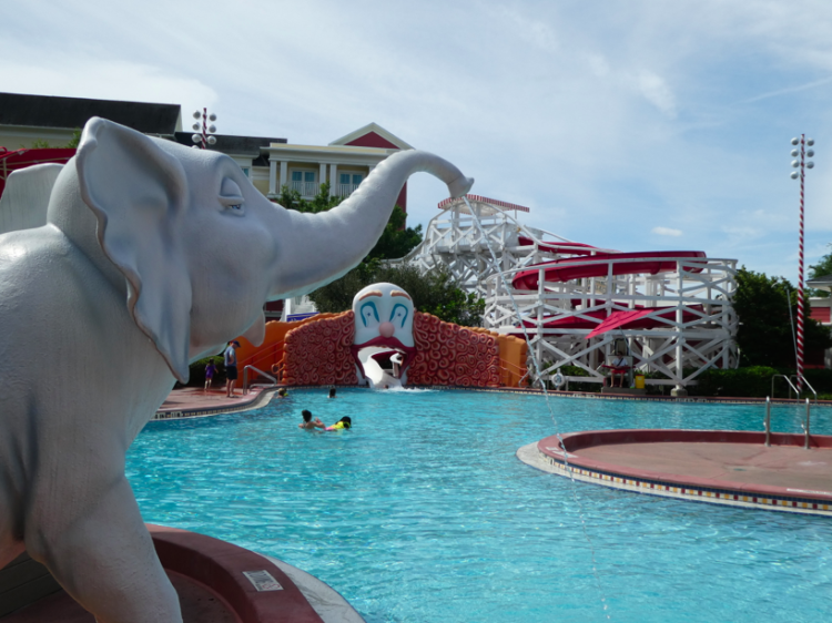 Disney's BoardWalk Inn Pool
