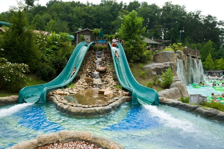 The ultimate way to stay cool in the Southern heat is to splash, soak, spray, swim, and slide at one of these awesome southeastern water parks.