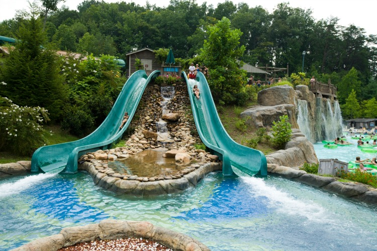 Dollywood's Splash Country