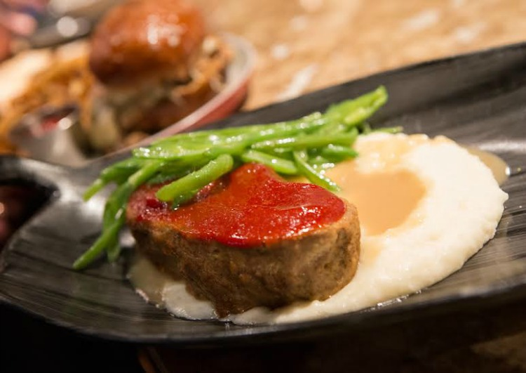 Ma's Meatloaf at Culinary Dropout in Arizona - TravelingMom