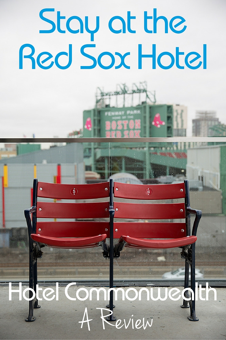 Hotel Commonwealth official Boston Red Sox Hotel