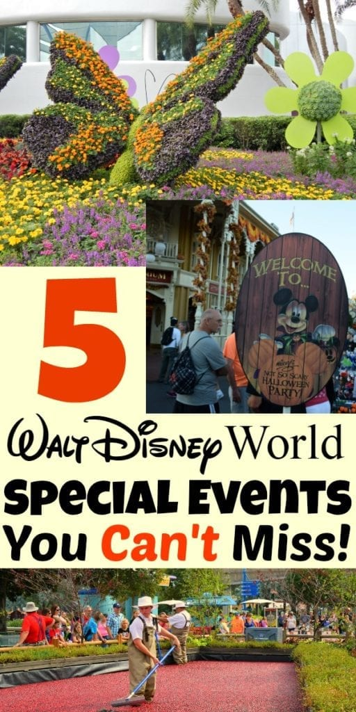 Walt Disney World Special Events