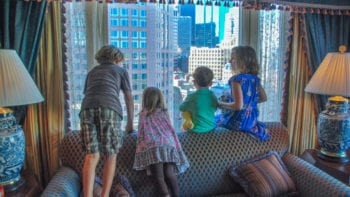 Vacation Rental Strategies with Kids