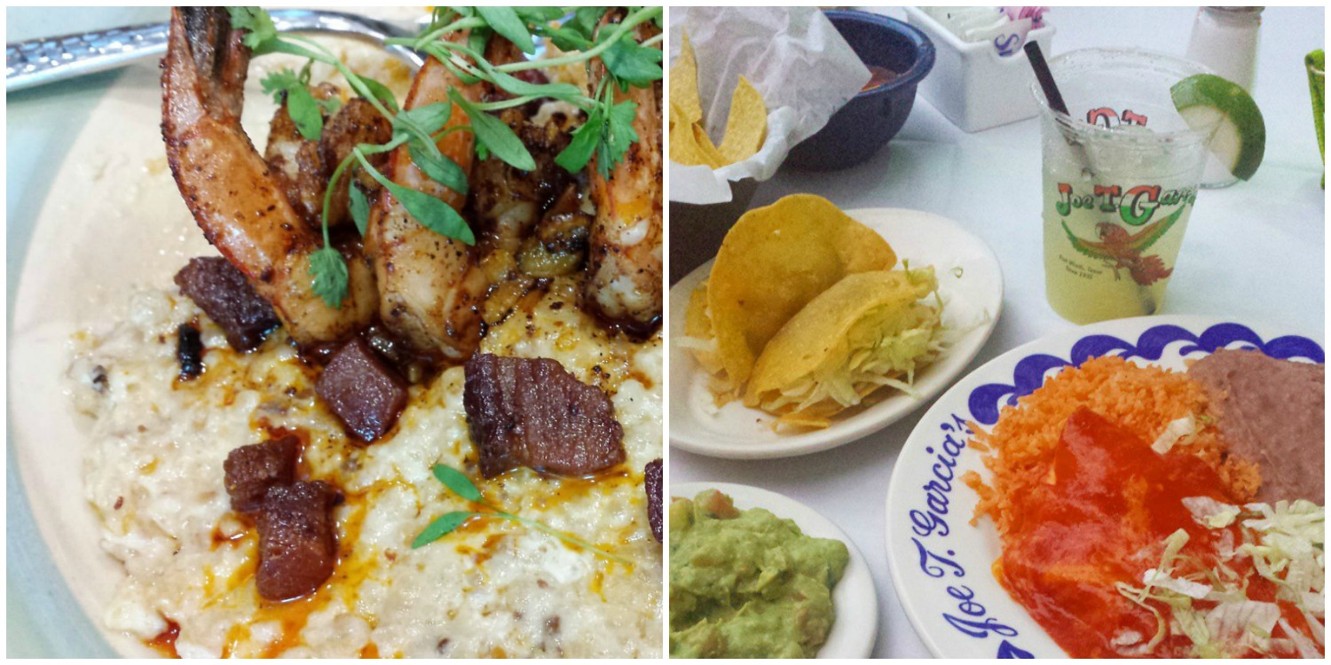 5 Things To Eat in Dallas-Fort Worth Texas