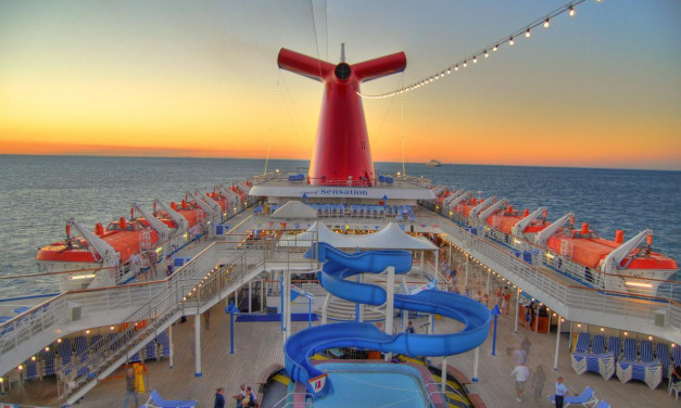 How Many Cruises Could You Take in a Year?