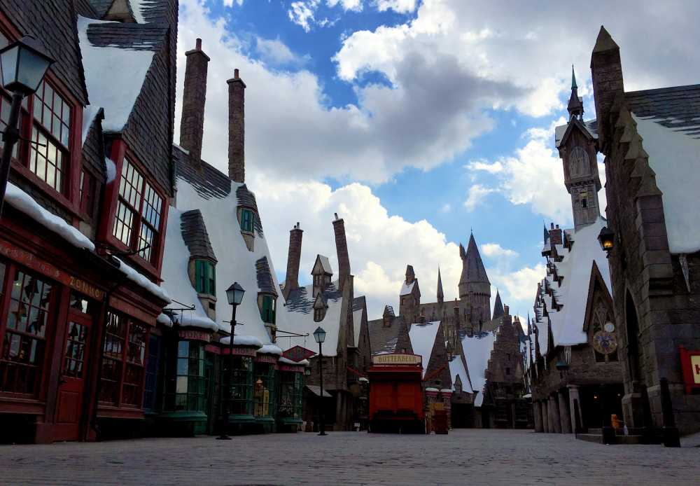 Harry Potter Sweeps Tickets Sales at Universal Studios Hollywood