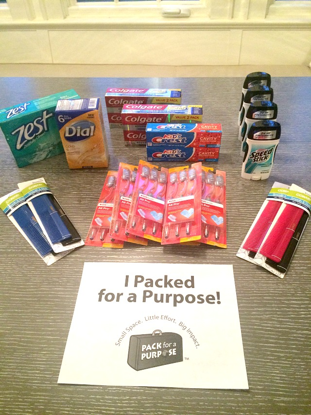 Pack for a Purpose: how to make a difference when you travel