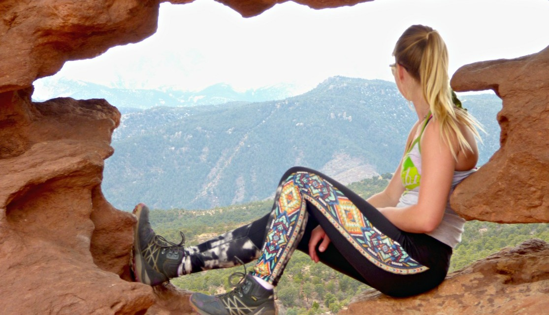 Family Adventure and Education at the Garden of the Gods, Colorado