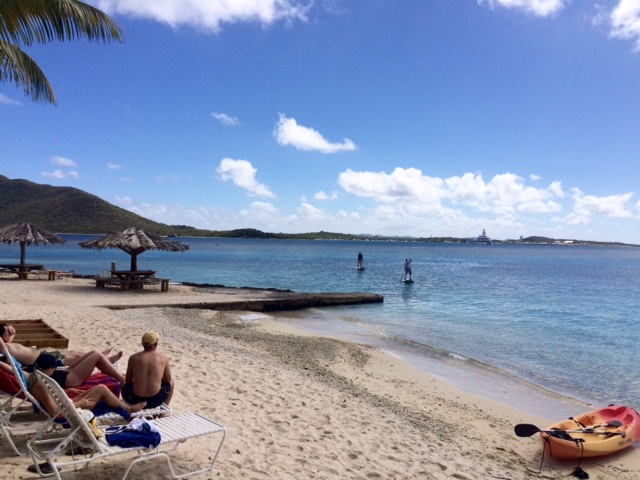 are caribbean islands good for last minute family getaways and what are some family activities