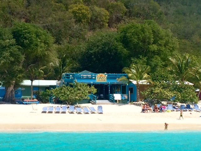 which islands to visit in the British Virgin Islands