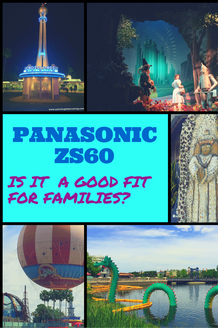 Is the Panasonic ZS60 Camera a Good Fit for Families? pin