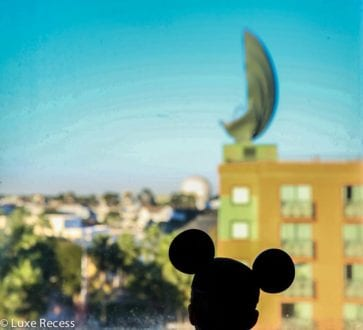 Magic abounds at WDW's on property independent hotels.