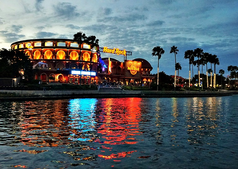 Hard Rock Cafe at Universal CityWalk will get your rocking!