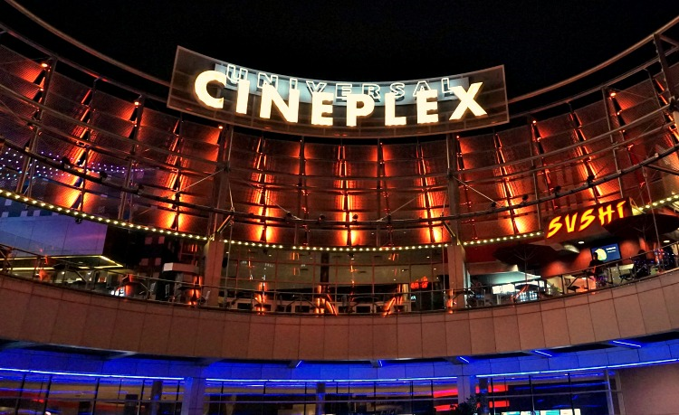 Cineplex at Universal CityWalk Orlando