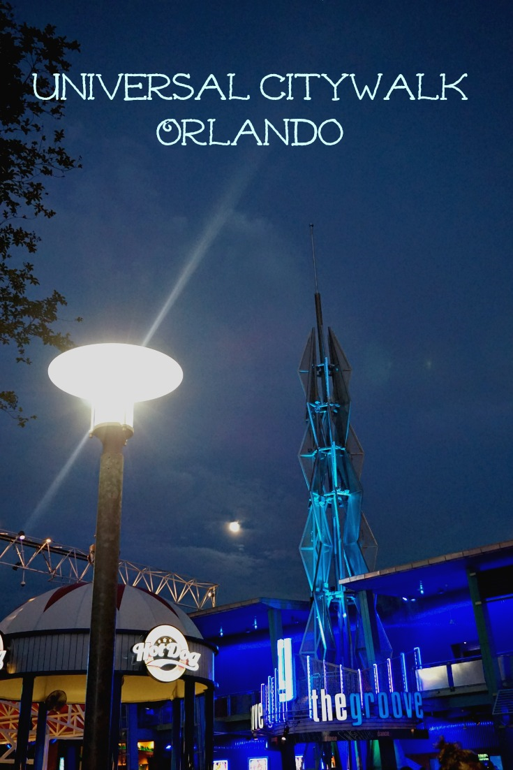 Universal CityWalk Orlando - your destination for fun and excitement