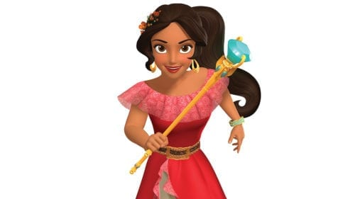 """Elena and the Secret of Avalor""; photo courtesy of Disney."