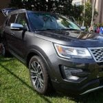 Ford Explorer. Photo by Yvonne Jasinski