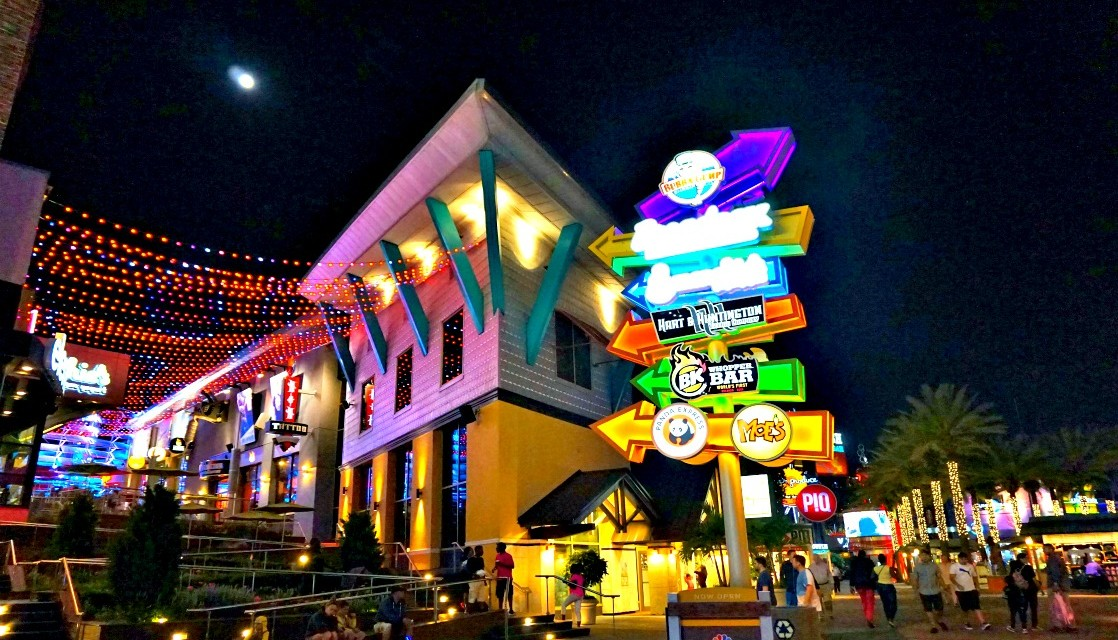 What not to Miss at Universal CityWalk
