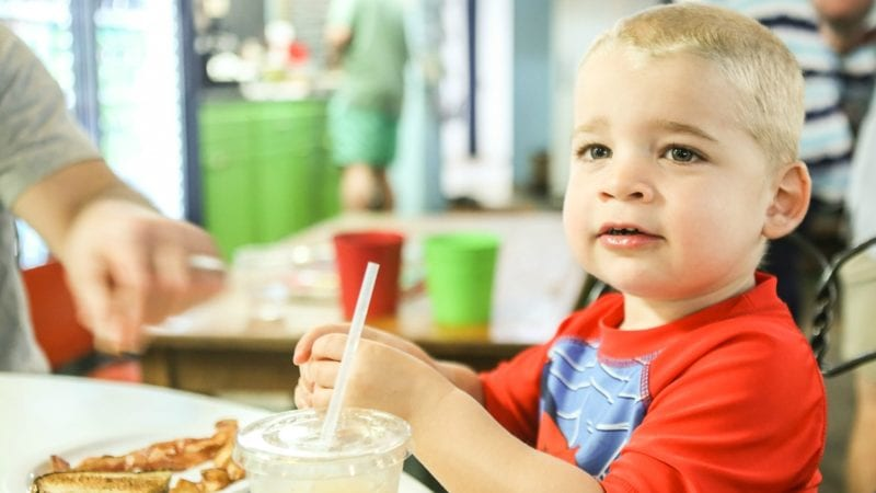 5 kid-friendly places to eat in Anna Maria, Florida