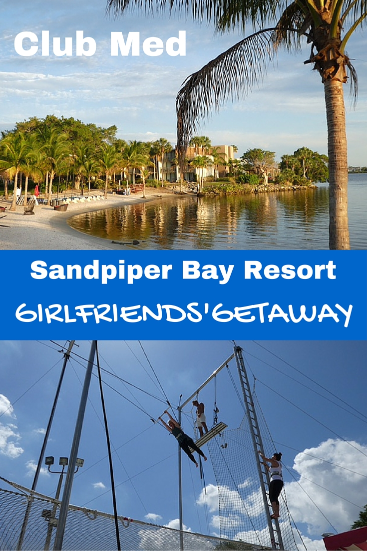 why club med sandpiper bay is a great girlfriends' getaway