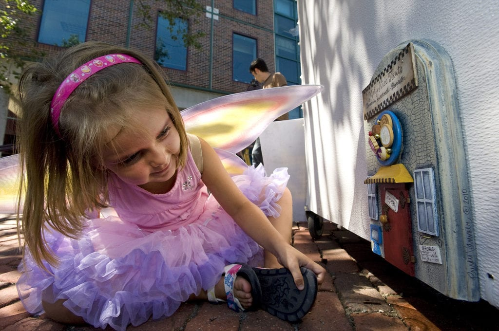 Fairies, Farms, & Flowers — Free Things to do in Ann Arbor
