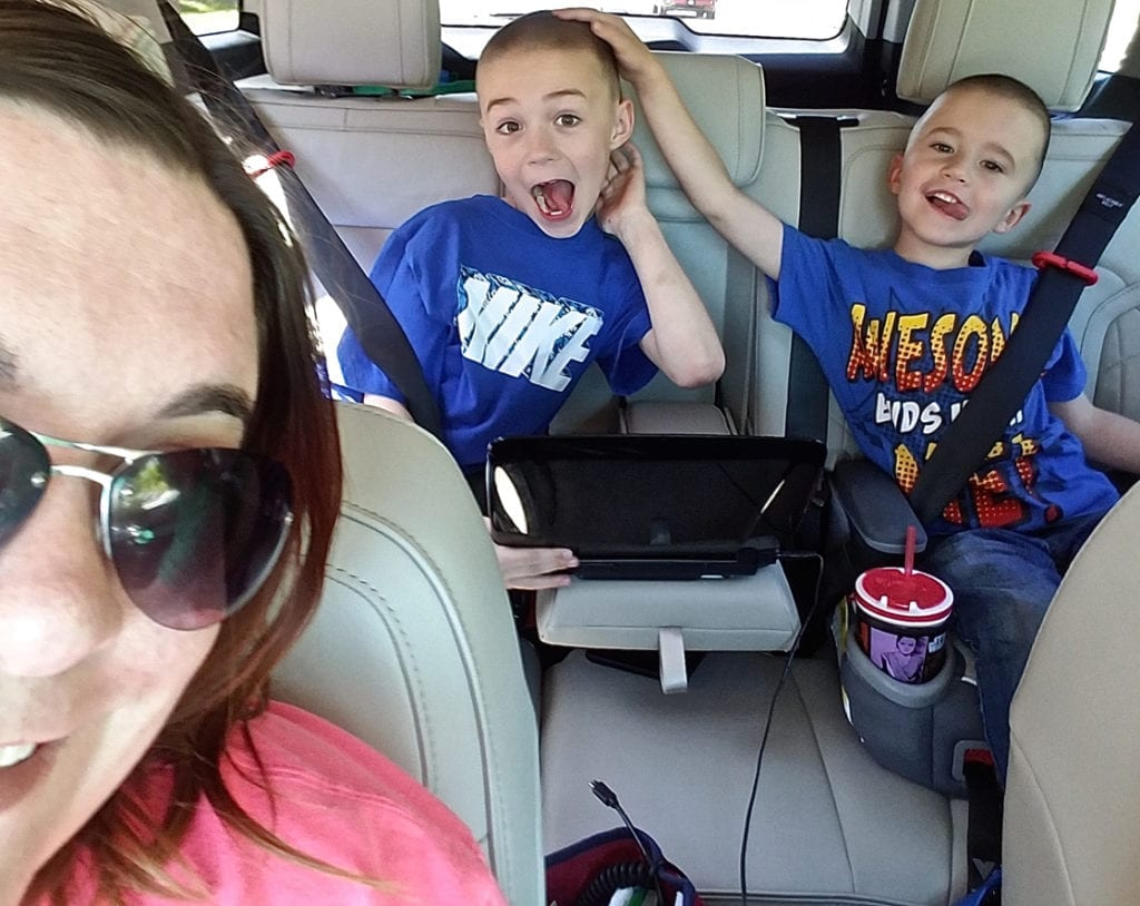 Sometimes road trips don't go as planned. Read about the road trip our Research TMOM took with her family and see what turned it around!