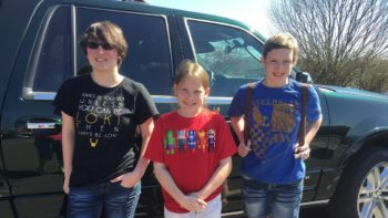 Mother-Daughter Road Trip in the 2016 Ford Expedition