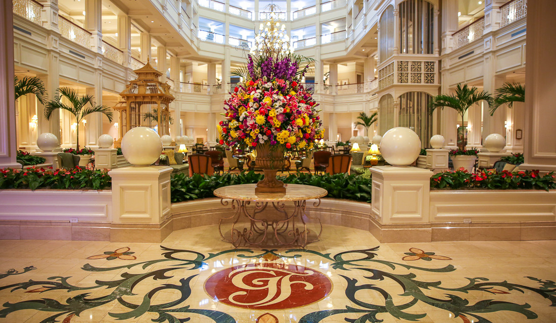 6 Ways the Grand Floridian is the Most Deluxe Disney Resort