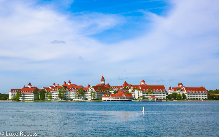 The Grand Floridian is Disney World's most deluxe resort.